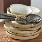 Steinzeug-Geschirr